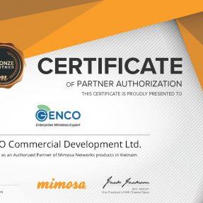 Certificate-bronze-GENCO
